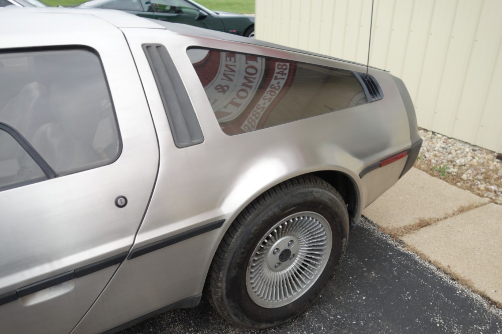 Used 1981 Delorean Dmc 12 -Back to The Future-Only 50k miles- a must see- | Mundelein, IL