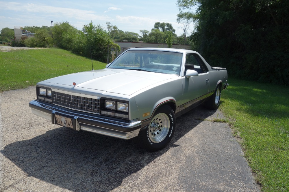 Used 1986 Chevrolet El Camino SUPER SPORT- 305 V8 /2004R OVERDRIVE 4 SPEED | Mundelein, IL