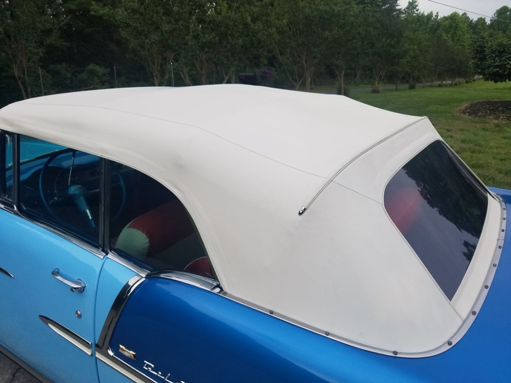 Used 1955 Chevrolet Bel Air -CONVERTIBLE FUN FROM NORTH CAROLINA- | Mundelein, IL