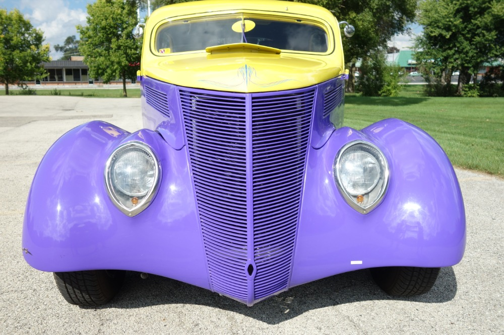Used 1937 Ford Hot Rod / Street Rod 2 DOOR STREET ROD - SEE VIDEO | Mundelein, IL