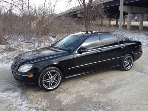 2000 mercedes benz s430 stock 00430ap for sale near for Mercedes benz dealers in illinois
