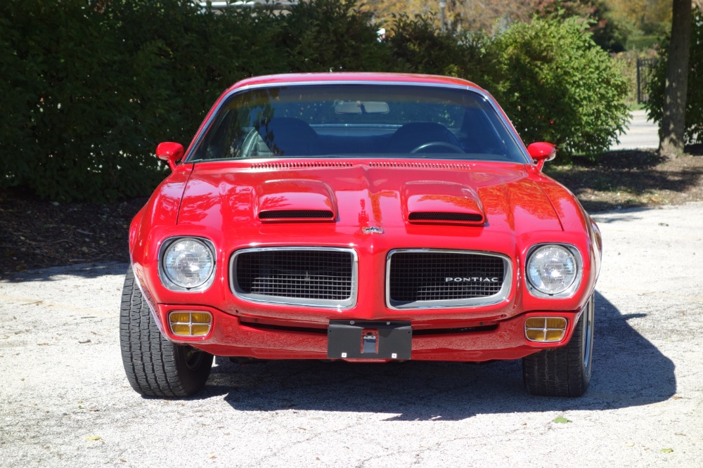 Used 1971 Pontiac Firebird -FORMULA-ROTISSERIE RESTORED DOCUMENTED-AC 455 BIG BLOCK-MINT-SEE VIDEO | Mundelein, IL