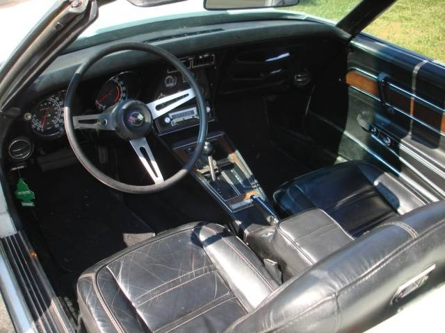 Used 1975 Chevrolet Corvette -ONLY 30K ORIGINAL MILES- L48- CONVERTIBLE-MUST SEE- | Mundelein, IL