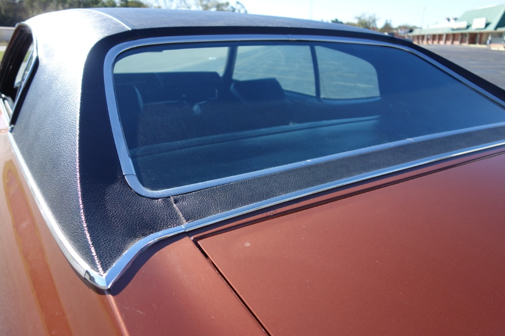 Used 1971 Chevrolet Chevelle -NUMBERS MATCHING UNMOLESTED MALIBU-3 OWNERS WITH BUILD SHEET-SEE VIDEO | Mundelein, IL