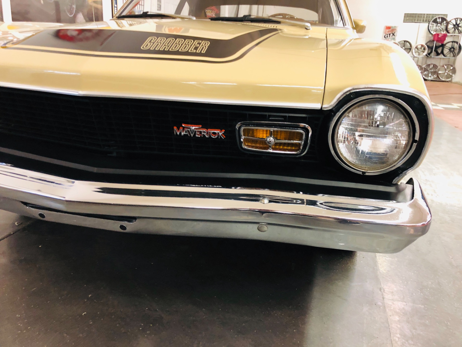 Used 1973 Ford Maverick -GRABBER-BUILD SHEET- SEE VIDEO | Mundelein, IL