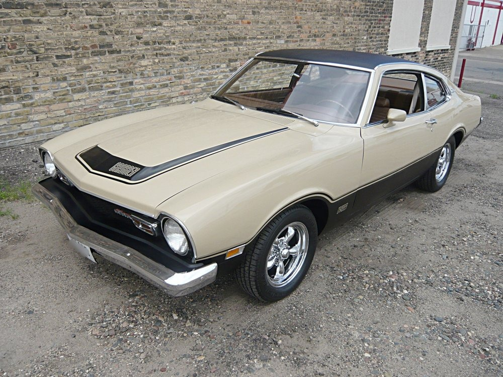 Used 1973 Ford Maverick -GRABBER-BUILD SHEET-REDUCED PRICE-CHECK IT OUT-SEE VIDEO | Mundelein, IL