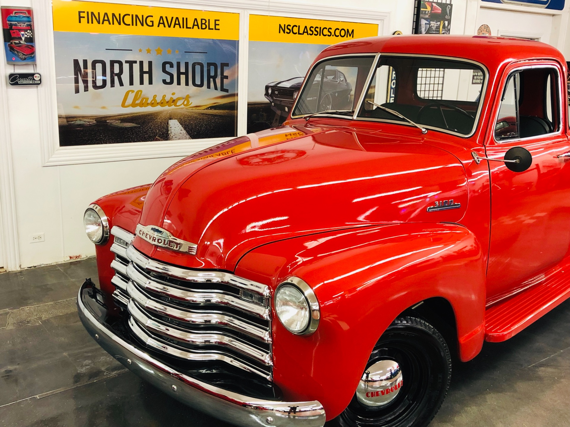 Used 1953 Chevrolet 3100 -FRAME OFF RESTORED 5 WINDOW PICK UP - SEE VIDEO | Mundelein, IL