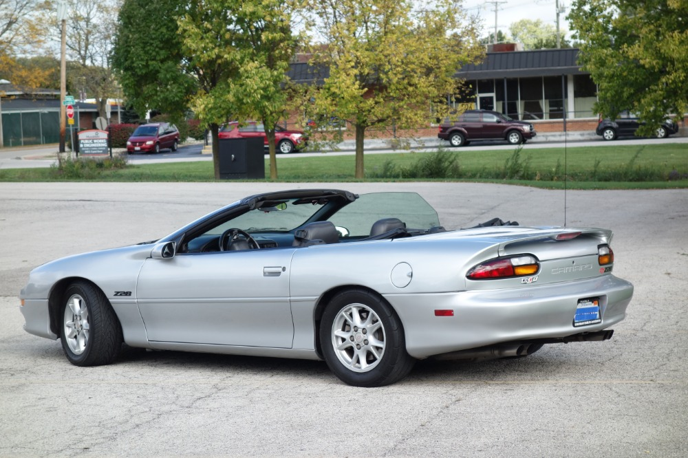 Used 2002 Chevrolet Camaro - Z28 - CONVERTIBLE - 396 RW HP!- SEE VIDEO | Mundelein, IL