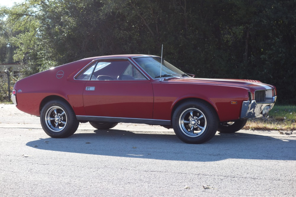 Used 1968 AMC AMX -CLEAN CLASSIC-RECENT RESTORATION- SEE VIDEO | Mundelein, IL