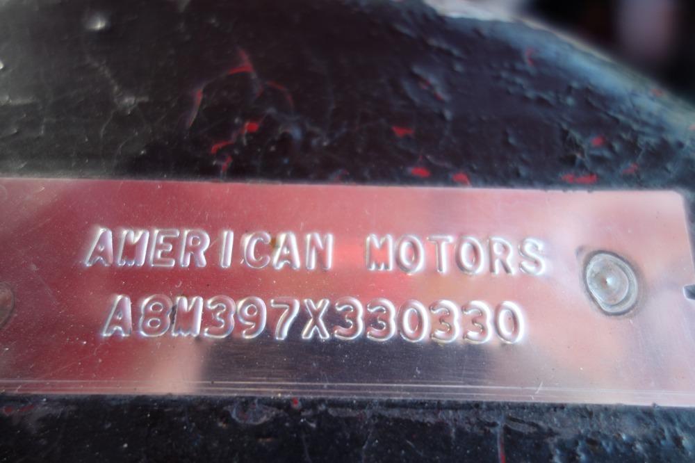 Used 1968 AMC AMX -CLEAN CLASSIC-RECENT RESTORATION- SEE VIDEO   Mundelein, IL