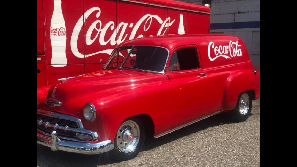 Used 1952 Chevrolet Hot Rod / Street Rod - COCA COLA DELIVERY - RUNS AND DRIVES GREAT | Mundelein, IL