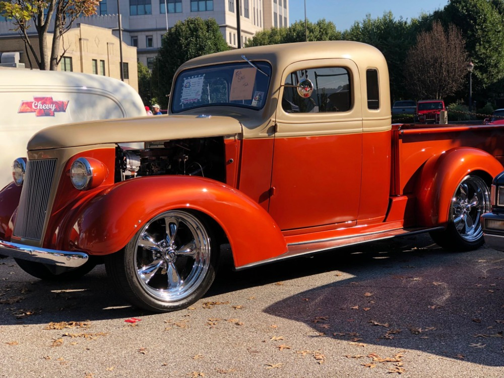 Used 1938 Chevrolet Pickup -EXTENDED CAB - 350 VORTEC/ AUTO- VINTAGE HEAT/ AC | Mundelein, IL