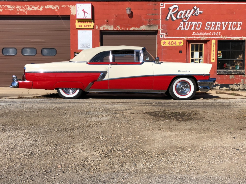 Used 1956 Mercury Montclair -CONVERTIBLE-GROUND UP RESTORED-AACA GRAND CHAMPION!! - SEE VIDEO | Mundelein, IL