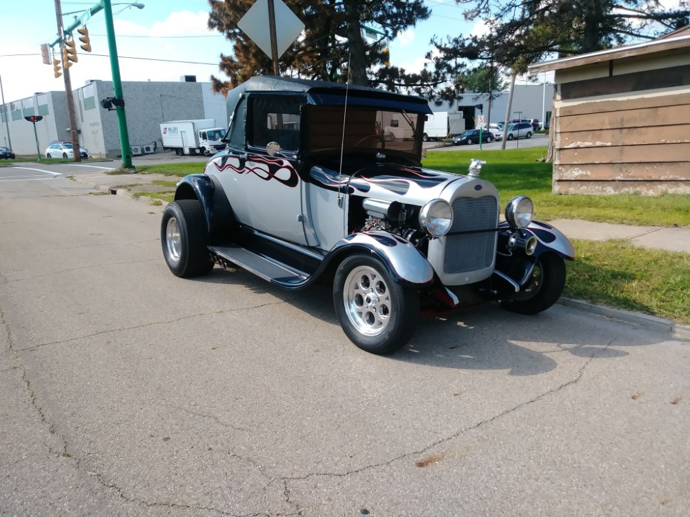 Used 1928 Ford Hot Rod / Street Rod - FRAME UP BUILD - READY FOR A DRIVER - KENTUCKY TITLE- | Mundelein, IL