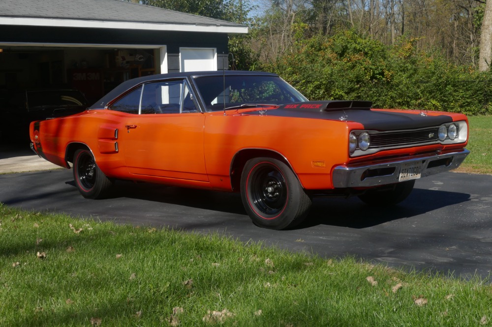 1969 Dodge Super Bee -A12 - HEMI ORANGE MOPAR - M CODE- 440