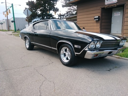 Used 1968 Chevrolet Chevelle - MALIBU - NICE DRIVER QUALITY CLASSIC- | Mundelein, IL