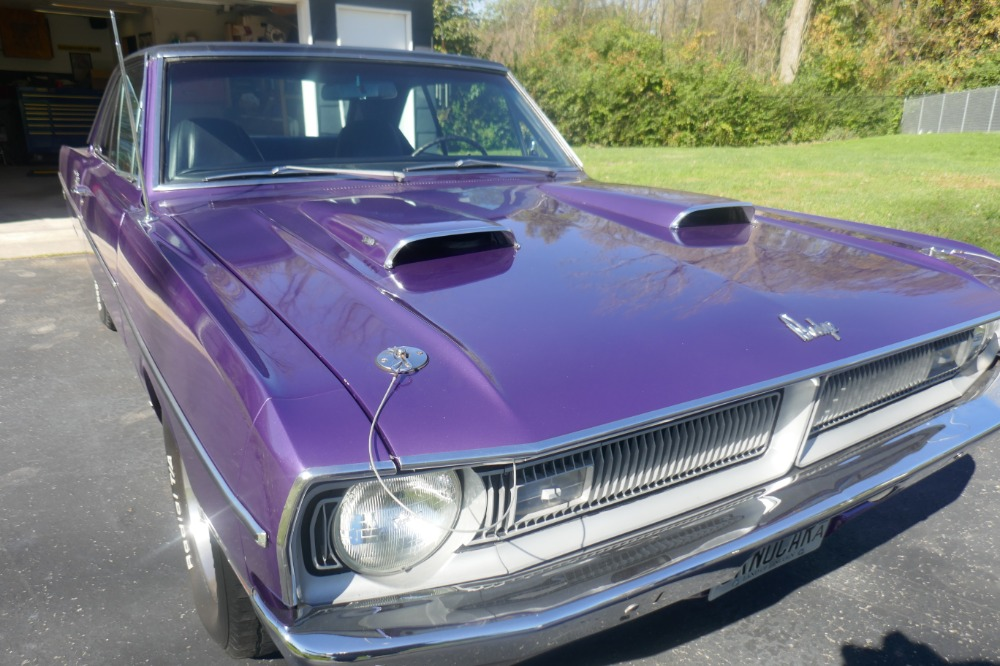 Used 1970 Dodge Dart -SWINGER-PLUM CRAZY PURPLE-NUMBERS MATCHING-SEE VIDEO   Mundelein, IL
