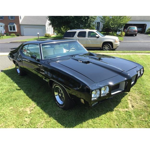 Used 1970 Pontiac GTO -RESTORED AND WELL MAINTAINED CLASSIC MUSCLE CAR - | Mundelein, IL