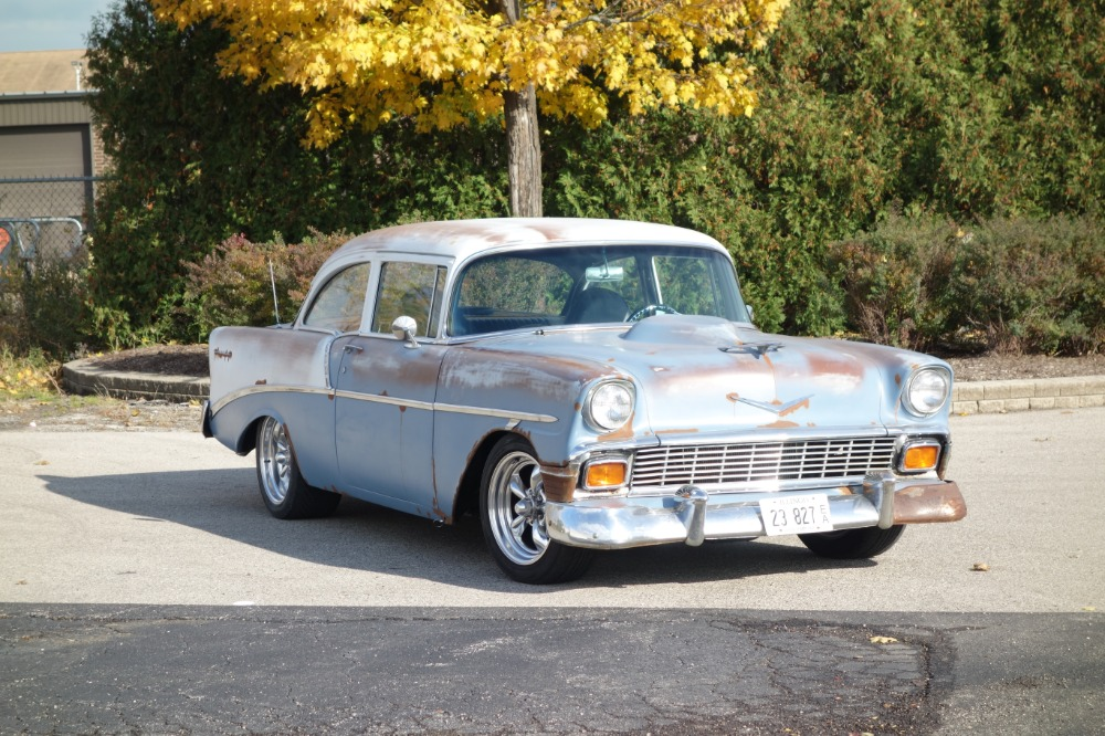 Used 1956 Chevrolet Bel Air -210 Model -NEW LOW PRICE  CLASSIC- SEE VIDEO | Mundelein, IL