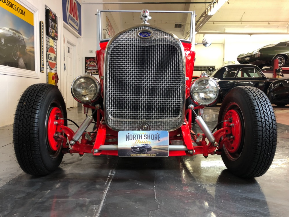 Used 1928 Ford Hot Rod / Street Rod -HIGH QUALITY BUILD-TRADITIONAL STYLE HOT ROD- SEE VIDEO | Mundelein, IL