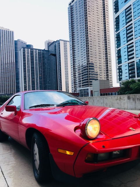 Used 1986 Porsche 928 S - ONE OWNER CLASSIC - 68500 MILES - 5.0/3SPD AUTO | Mundelein, IL