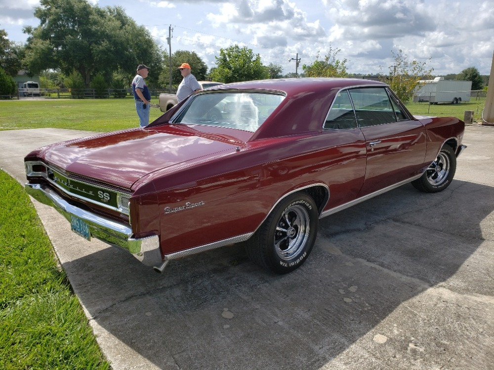Used 1966 Chevrolet Chevelle -SUPERSPORT-  TRUE 138 CAR - CLEAN AND SOLID - 427BB- | Mundelein, IL