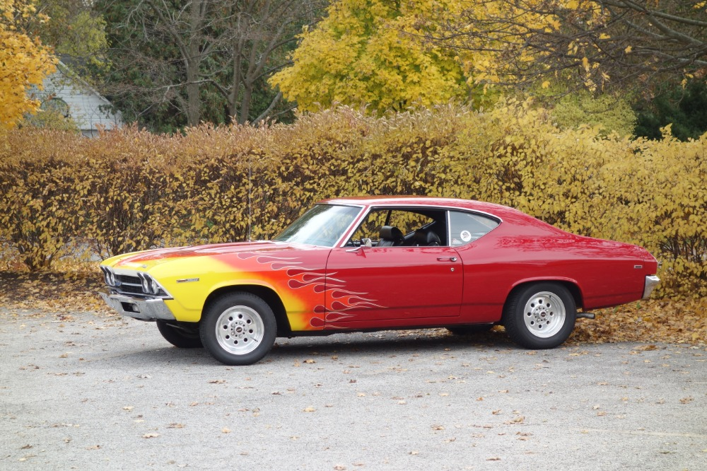 Used 1969 Chevrolet Chevelle - GREAT DRIVING MUSCLE CAR- SEE VIDEO | Mundelein, IL