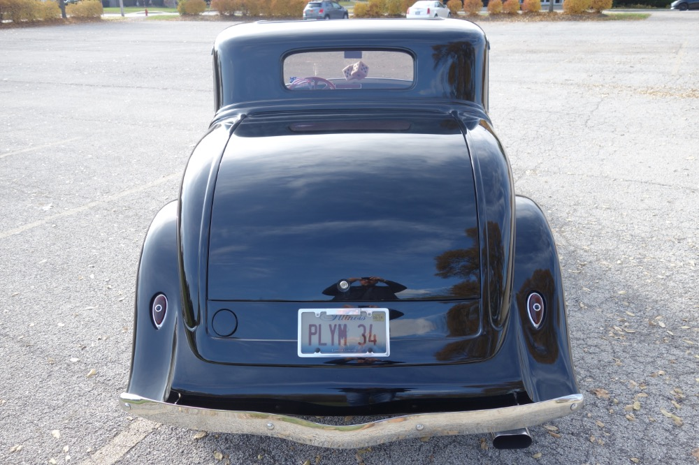 Used 1934 Plymouth Hot Rod / Street Rod -STEAL BODY-SLICK STREET HOT ROD-VINTAGE AIR- SEE VIDEO | Mundelein, IL