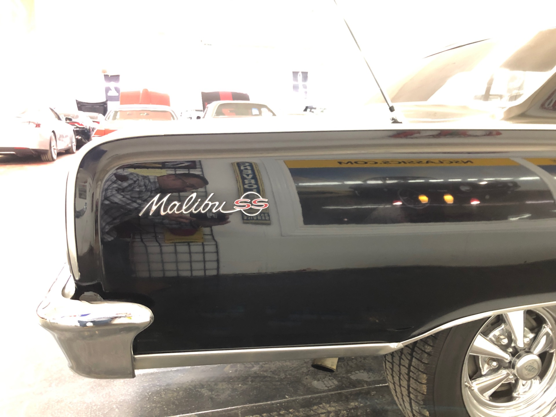 Used 1964 Chevrolet Chevelle -Malibu SS- Numbers Matching -Black Beauty | Mundelein, IL