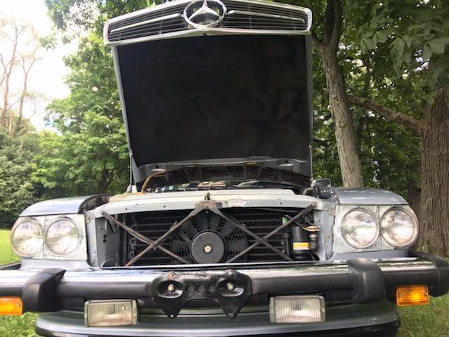Used 1980 Mercedes Benz 450SL Convertible - 76K ORIGINAL MILES | Mundelein, IL