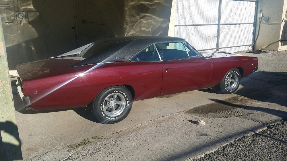 Used 1968 Dodge Charger -HOLLEY SNIPER INJECTED 440-ORIGINAL H CODE-SEE VIDEO | Mundelein, IL