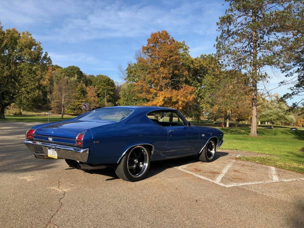 Used 1969 Chevrolet Chevelle PRO TOURING-427 ENGINE-5 SPEED-4 WHEEL DISC- SEE VIDEO | Mundelein, IL