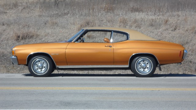Used 1972 Chevrolet Chevelle Malibu- SEE VIDEO | Mundelein, IL