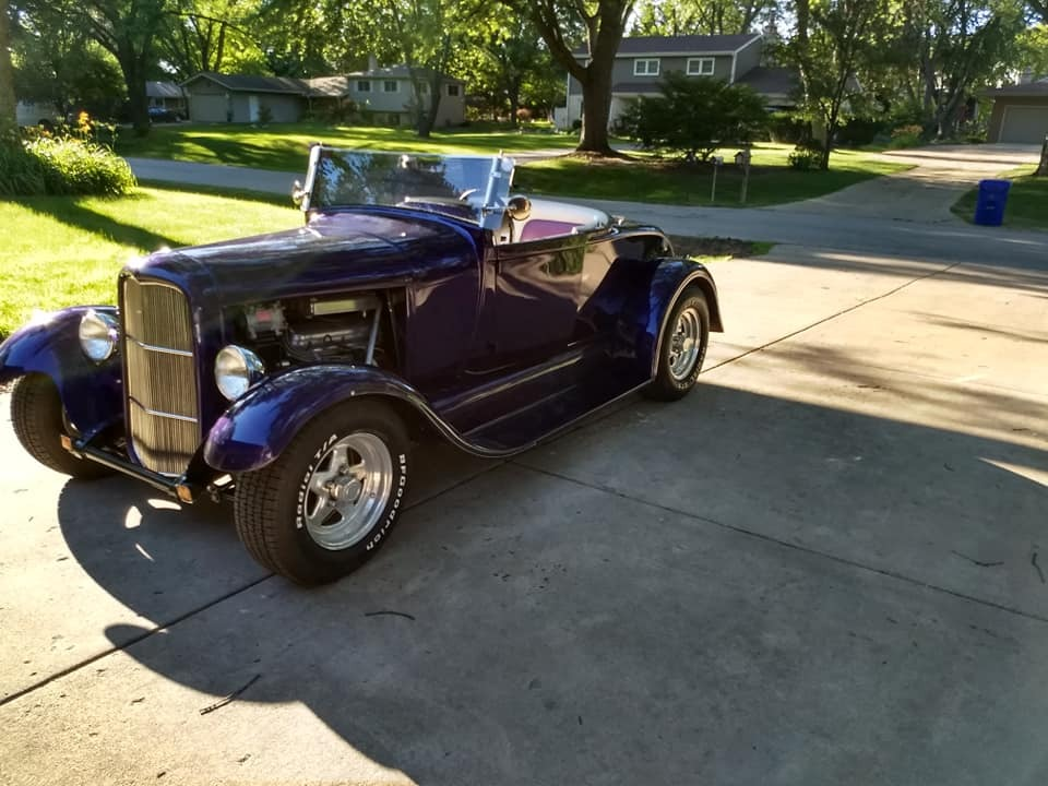Used 1929 Ford Hot Rod / Street Rod - RUMBLE SEAT - TILT - AC | Mundelein, IL