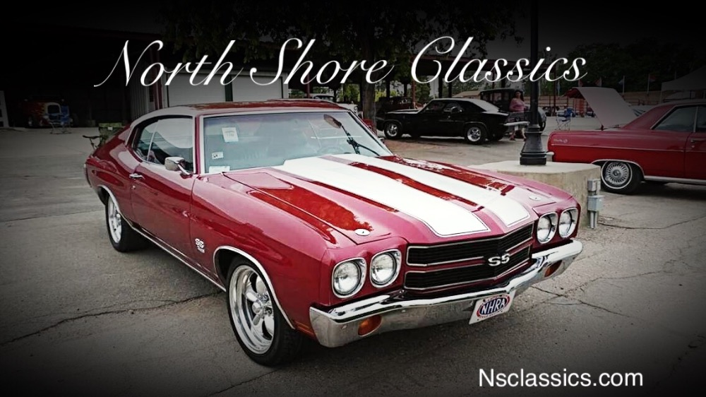 Used 1970 Chevrolet Chevelle -AC NEW PAINT PS PB BUCKETS SS | Mundelein, IL