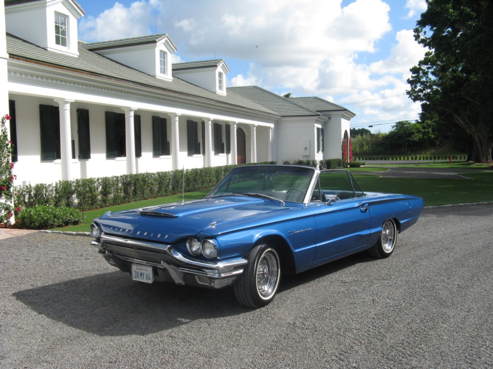 Used 1964 Ford Thunnderbird CONVERTIBLE CLASSY CRUISER | Mundelein, IL