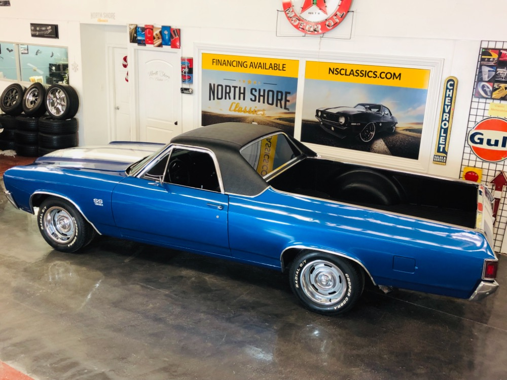 Used 1970 Chevrolet El Camino -350CI V8-PS/PB-A/C-DALLAS CAR-RALLY-MUSCLE CAR-PICK UP-VIDEO | Mundelein, IL