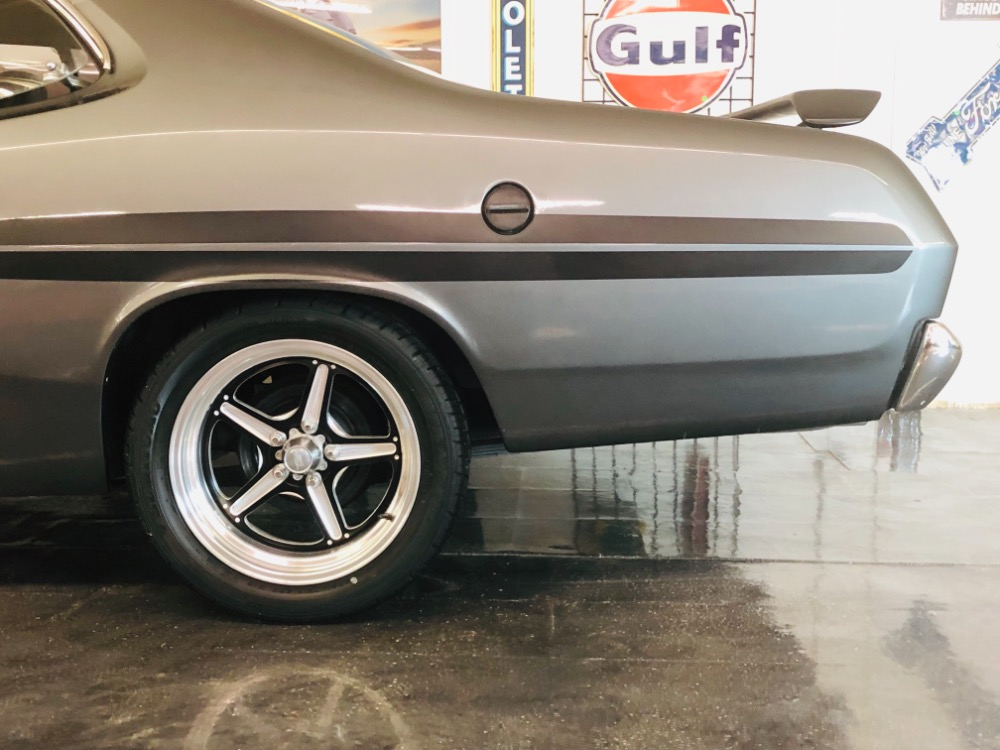 Used 1972 Dodge Demon -340- Manual Trans- DISC BRAKES- BILLET SPECIALTIES WHEELS-VIDEO | Mundelein, IL