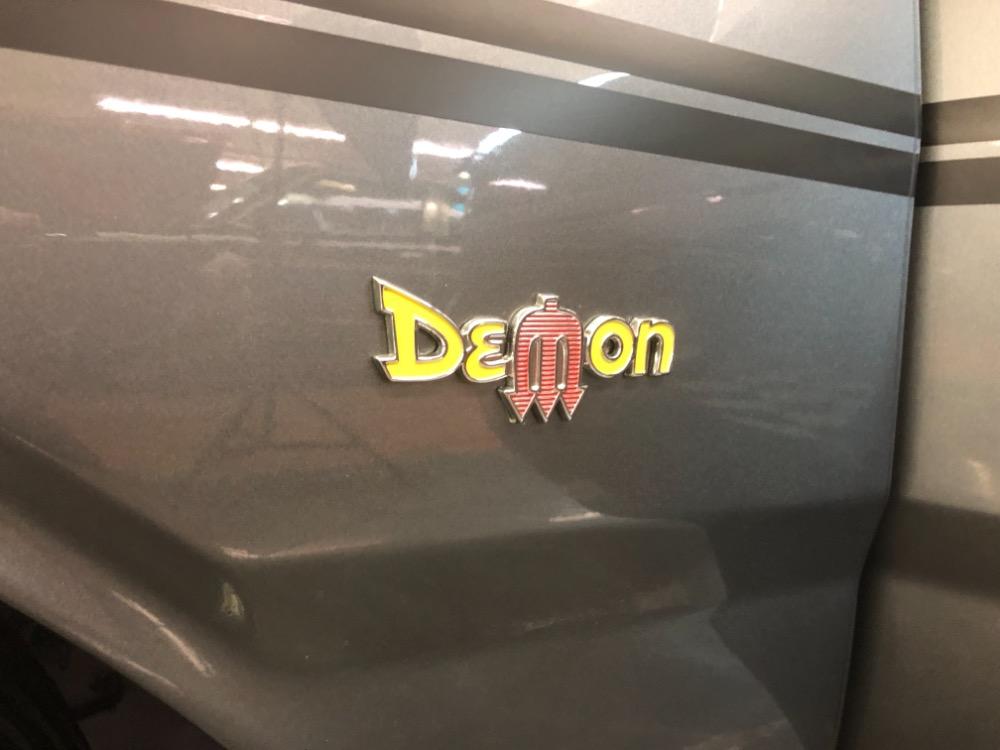 Used 1972 Dodge Demon -340- Manual Trans- DISC BRAKES- BILLET SPECIALTIES WHEELS-VIDEO | Mundelein, IL