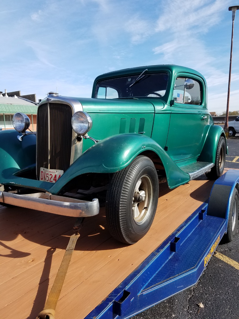 Used 1933 Chevrolet Hot Rod / Street Rod -OLD SCHOOL DRAG CAR-VIDEO | Mundelein, IL