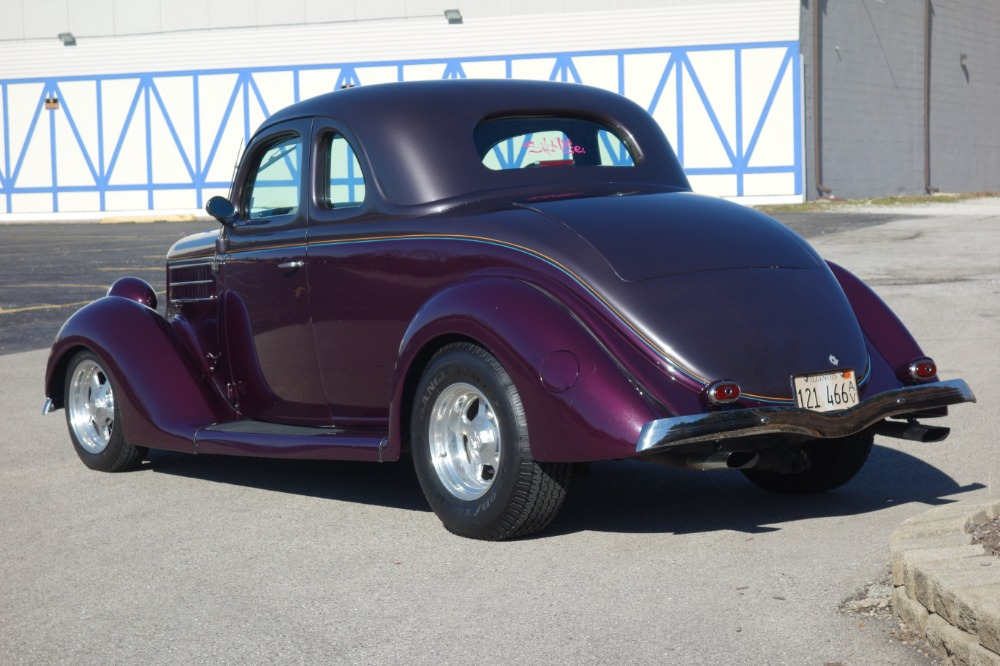 Used 1936 Ford Hot Rod / Street Rod -RELIABLE STREET ROD-AC PW PS-BILLET DUAL EXHAUST HOTROD-VIDEO | Mundelein, IL