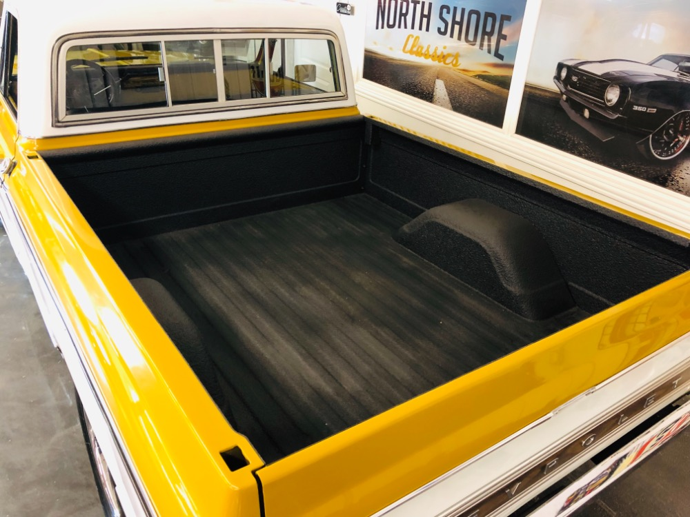 Used 1970 Chevrolet Pickup -NEW INTERIOR FRAME ON RESTORED CHEYENNE AUTO PB -VIDEO | Mundelein, IL