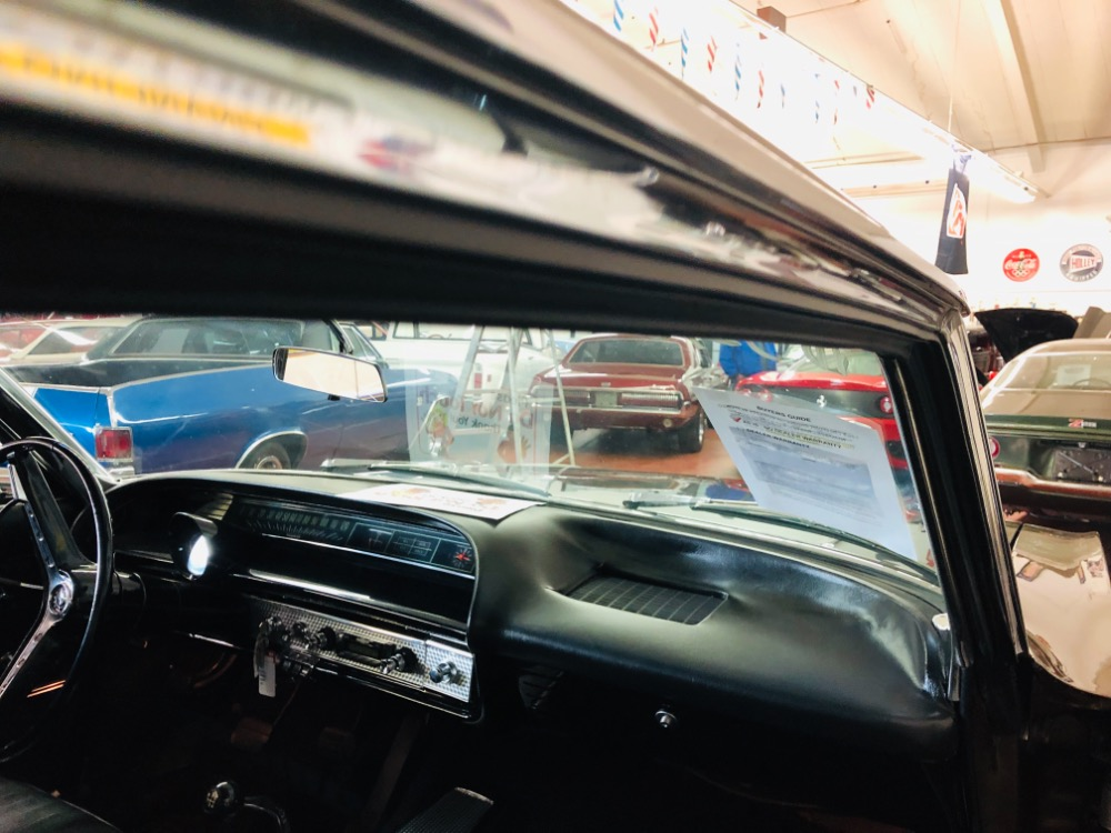 Used 1963 Chevrolet Impala -SS BUCKETS RESTORED NUMBERS MATCH 327 4 SPEED-MINT-VIDEO | Mundelein, IL