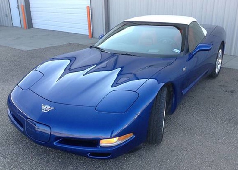 Used 2003 Chevrolet Corvette -SPECIAL EDITION SPECIAL ORDER COLOR COMBO-VIDEO | Mundelein, IL