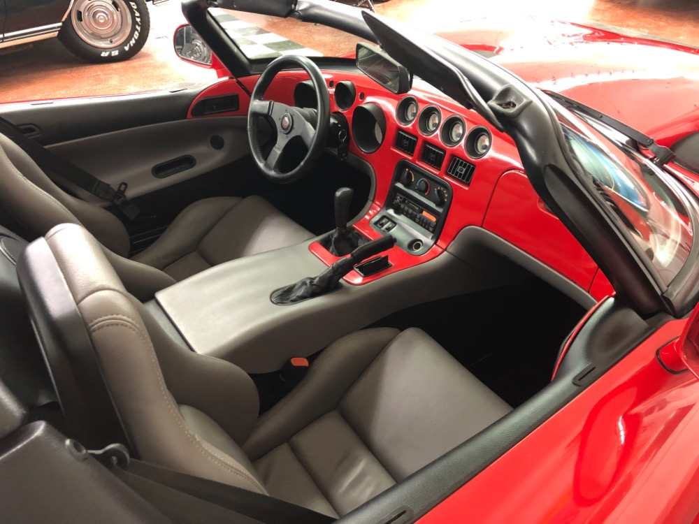 Used 1993 Dodge Viper -RT 10-REMOVABLE TOP AND WINDOWS-5400 ORIGINAL MILES-VIDEO | Mundelein, IL