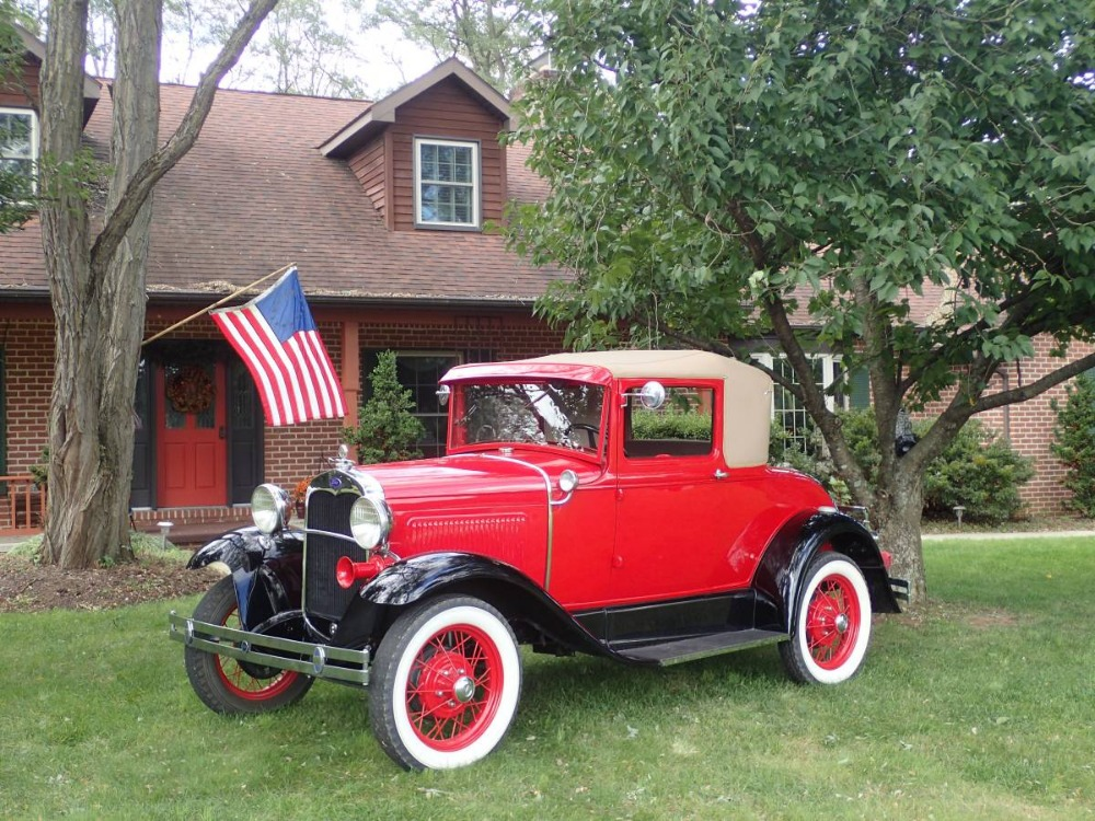 Used 1930 Ford Model A -AMERICAN CLASSIC- | Mundelein, IL