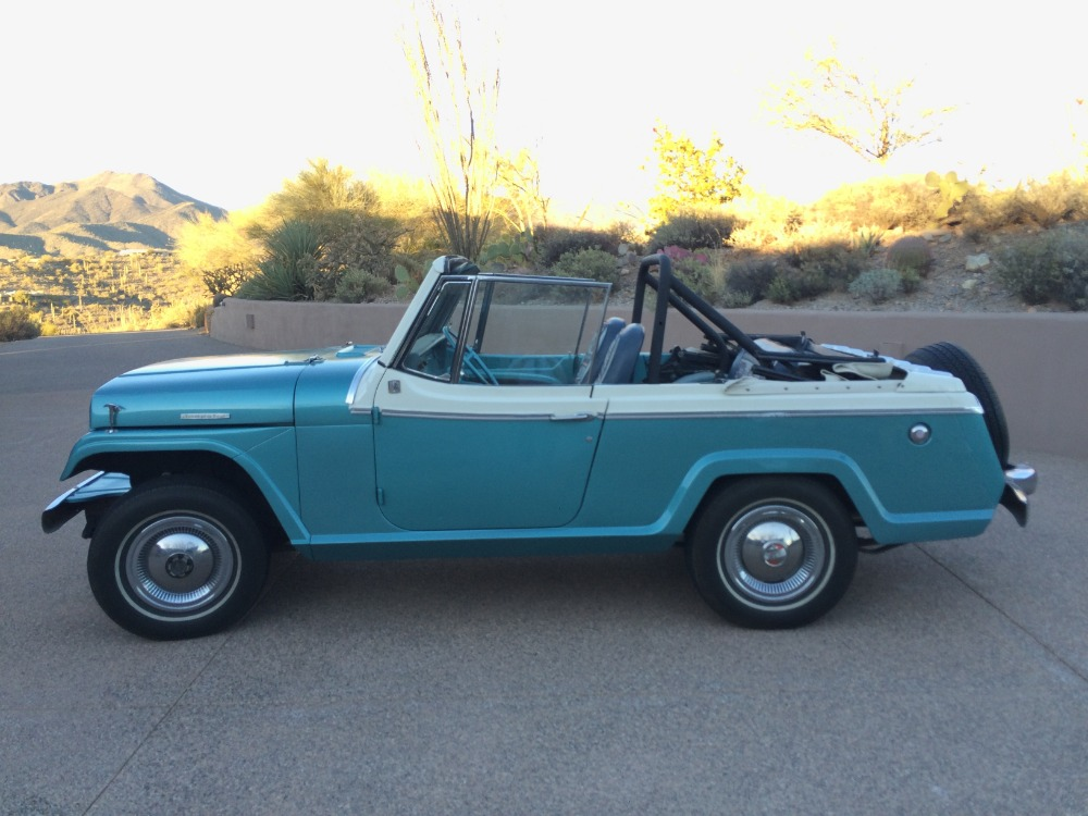 Used 1967 Jeep Jeepster -PRICE DROP!!!- CONVERTIBLE - CLASSICS JEEP FUN -VIDEO | Mundelein, IL