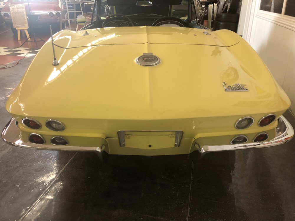 Used 1966 Chevrolet Corvette -PRICE DROP-KNOCK OFFS- CONVERTIBLE- SIDE EXHAUST-VIDEO | Mundelein, IL