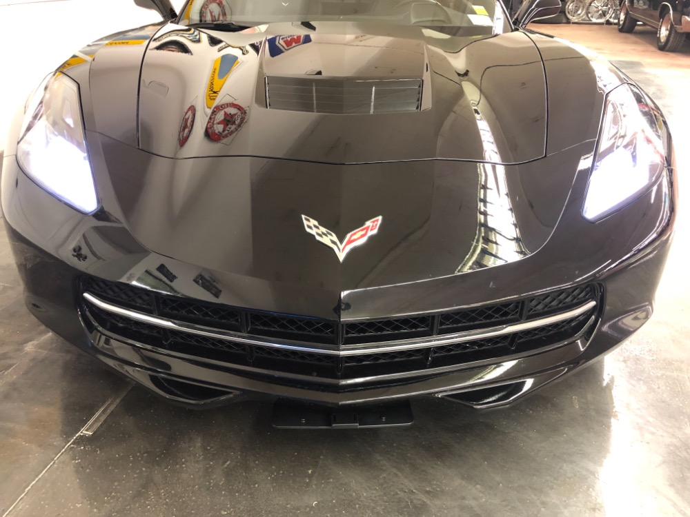 Used 2015 Chevrolet Corvette -Z51 STINGRAY-2LT-1 OWNER-NO HAGGLE PRICE-BELOW MARKET VALUE- | Mundelein, IL