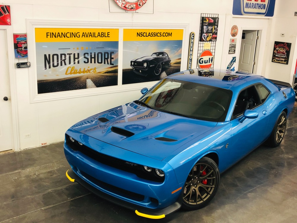 Used 2016 Dodge Challenger -HELLCAT-1 OWNER-NO HAGGLE PRICE-BELOW MARKET VALUE- | Mundelein, IL